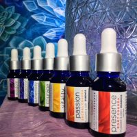Chakra Flower & Gem Essence Blends
