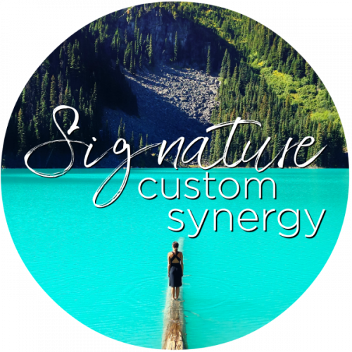 Signature Custom Synergy Flower Essence